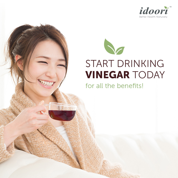 Benefits of drinking vinegar